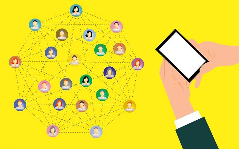 Illustration-Chercher et trouver des prospects avec Linkedin